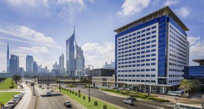 Hotel Novotel World Trade Centre Dubai